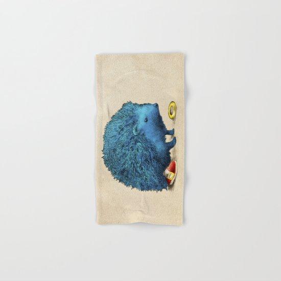 Sonic Hand & Bath Towel