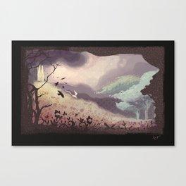 Robin Hood: Beginning of a New Life! Canvas Print