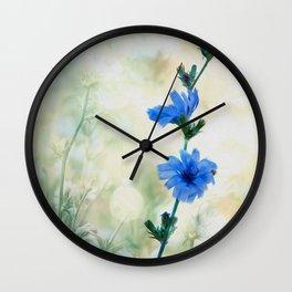 Chicory Wall Clock