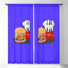 Fast Music Blackout Curtain
