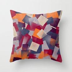Retalhos 66 Throw Pillow