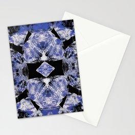 Indigo Mandala-Third Eye Chakra Stationery Cards