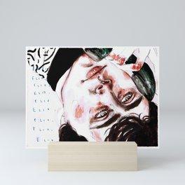 Elio Mini Art Print