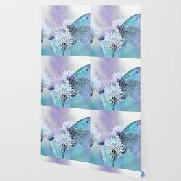Butterfly blue 71 Wallpaper