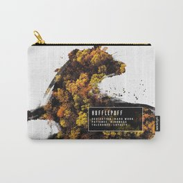 Hufflepuff Nature Carry-All Pouch