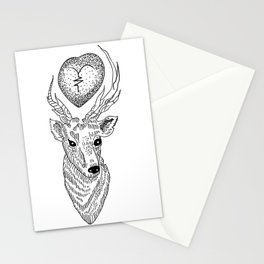 Louis Tomlinson tattoo Stationery Cards
