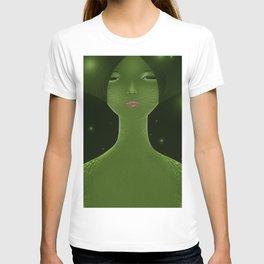Woman_snake T-shirt