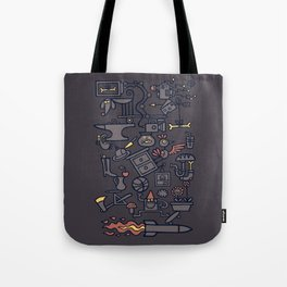 All Things in Balance Tote Bag