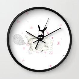 The Lamb  Wall Clock