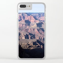Grand Canyon #4 Clear iPhone Case