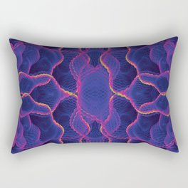 Fractal 7 Rectangular Pillow