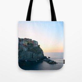 Morning In Italy Tote Bag