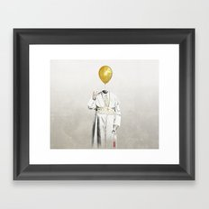 The Pope - #4 Framed Art Print