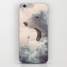 Bear Cloud // Infinite iPhone Skin