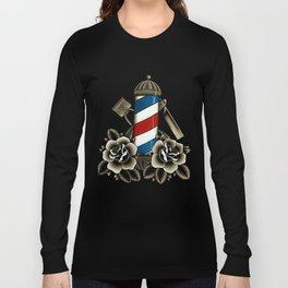 Barber's Life Long Sleeve T-shirt