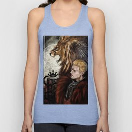 Dragon Age Inquisition - Cullen - Fortitude Unisex Tank Top