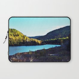 River to Wilderness Laptop Sleeve