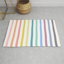 Colored Pencils Rug