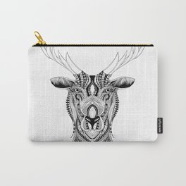 Elilia Stag Carry-All Pouch