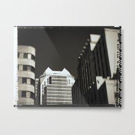 Montreal city Metal Print