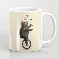 The Juggler (color option) Mug