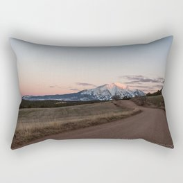 Drypark Road Rectangular Pillow