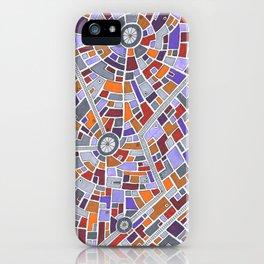 District Z3015 iPhone Case