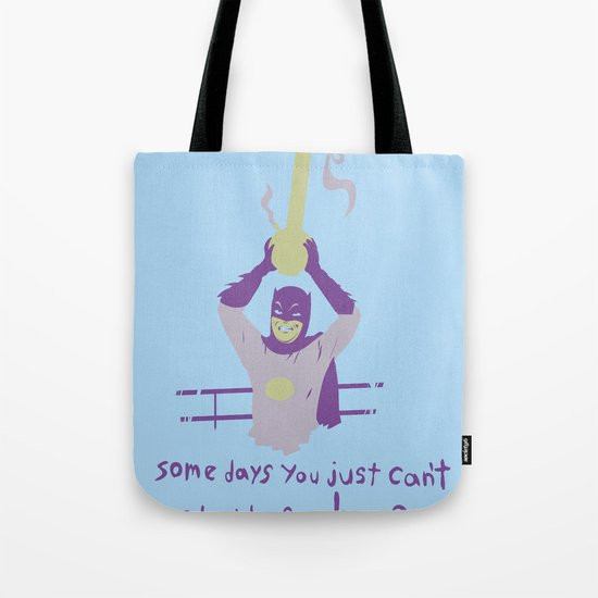 somedays you just cant get rid of a bong Tote Bag