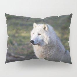 Canis Lupus Arctos II Pillow Sham