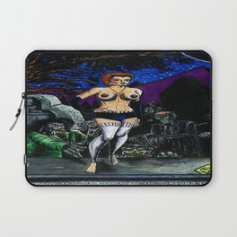 Bad Girls of Motion Pictures #5 - Trash Laptop Sleeve