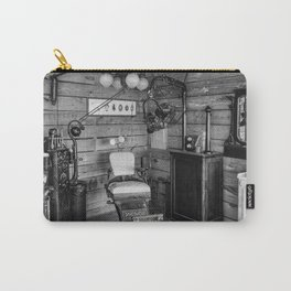 Antique Dentist Office Carry-All Pouch