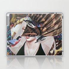 Madchen_Portrait with (Dark Jungle) Laptop & iPad Skin
