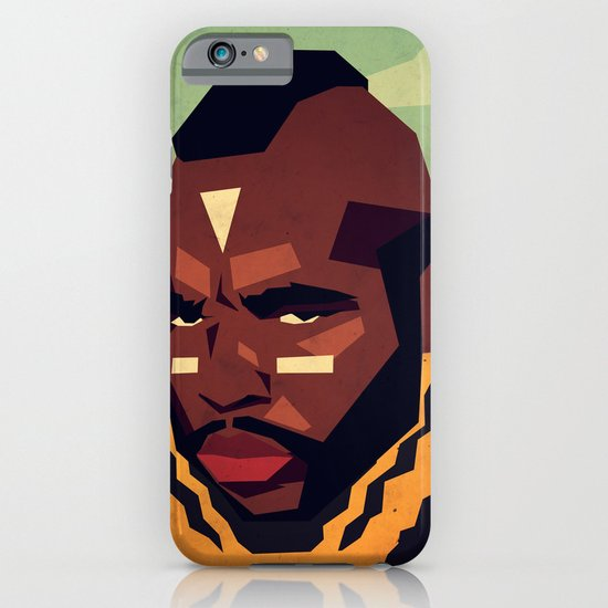 Childhood Hero iPhone & iPod Case