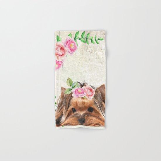 Sweet animal #5 Hand & Bath Towel