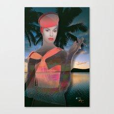 Tropical Island Adventure Canvas Print