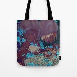 Leliana/Warden Tote Bag
