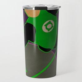 Green Lantern Travel Mug