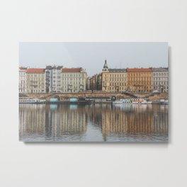 Prague, Czechia VIII Metal Print