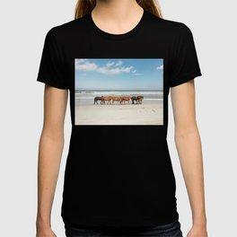 Beach Horses T-shirt