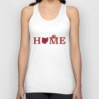 cleveland Tank Tops featuring Cleveland Home by DLTNM