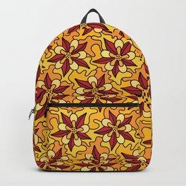 Aquilegia Pattern Backpack