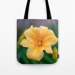 Yellow Daffodil Flower Tote Bag