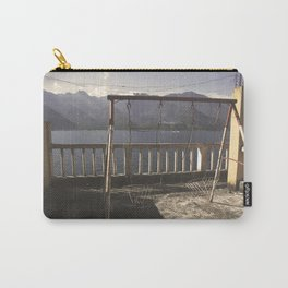 Swing on the lake Carry-All Pouch