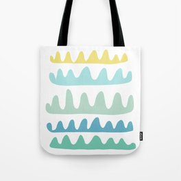 sea fans Tote Bag