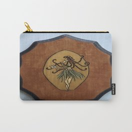 celtic dancer girl Carry-All Pouch
