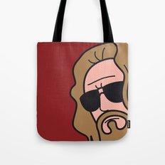 Pop Icon - The Dude Tote Bag