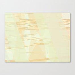 Beige Pattern Canvas Print