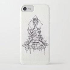 Aggran La Frida Kahlo iPhone 7 Slim Case