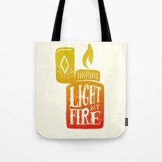 Light my Fire V2 Tote Bag