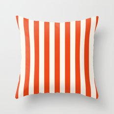 SHEER FUN Throw Pillow